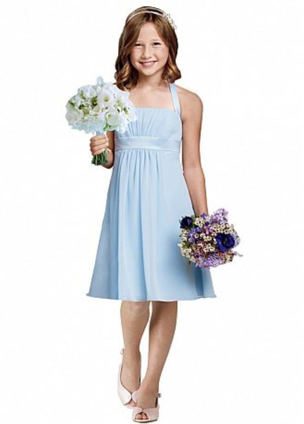 Belle et mignonne robe fille d 39 honneur dressilyme - Robe de fille d honneur ...
