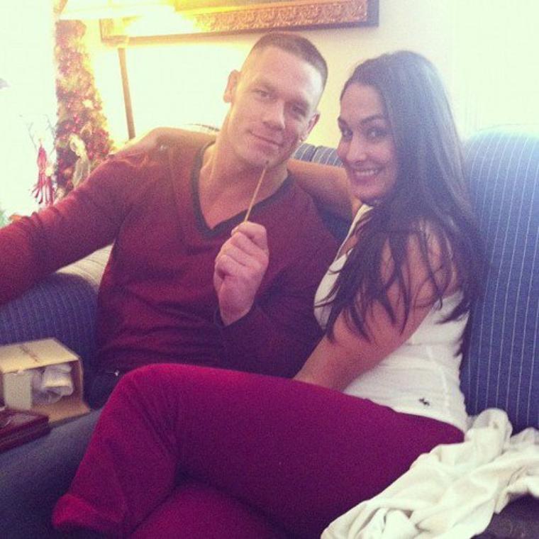 nikki bella and john cena dating wwe diva asks cena to get married Car
