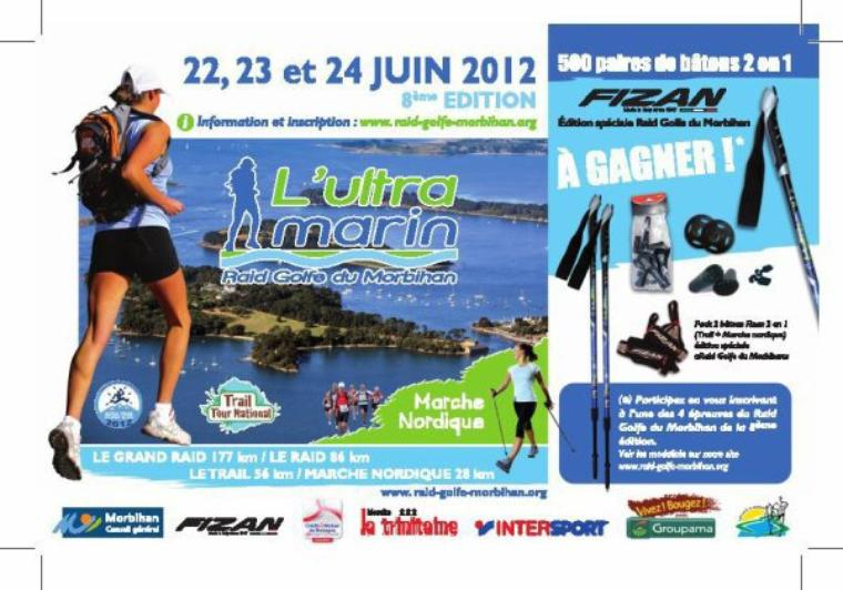 Le Grand Raid du Morbihan 2012