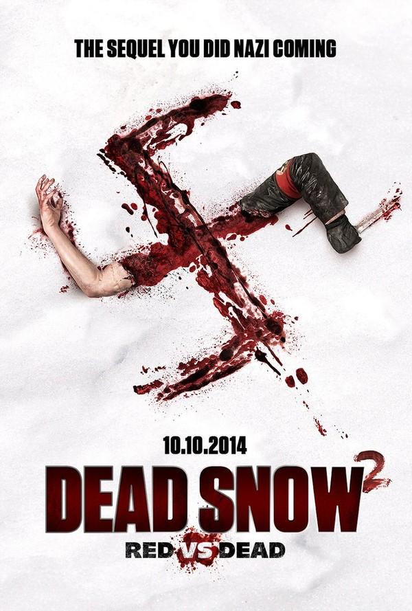 Dead Snow: Red vs. Dead - cinéma étrange et bizarre, de Ygor Parizel