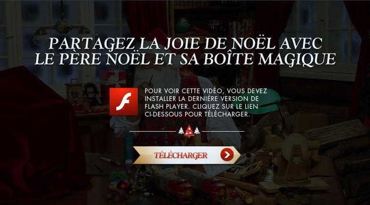 Le p re no l fait d couvrir la magie de no l yannis - Pere noel magique gratuit ...